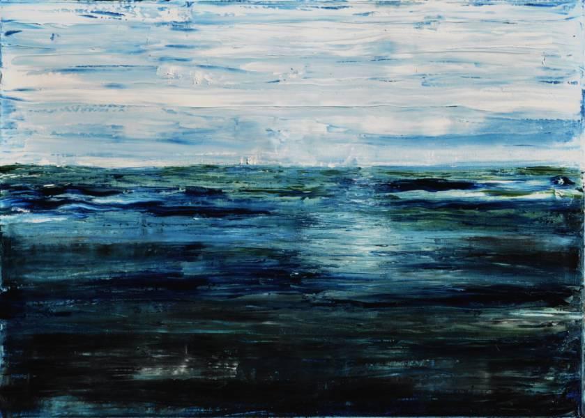Das Nordmeer, Gemälde